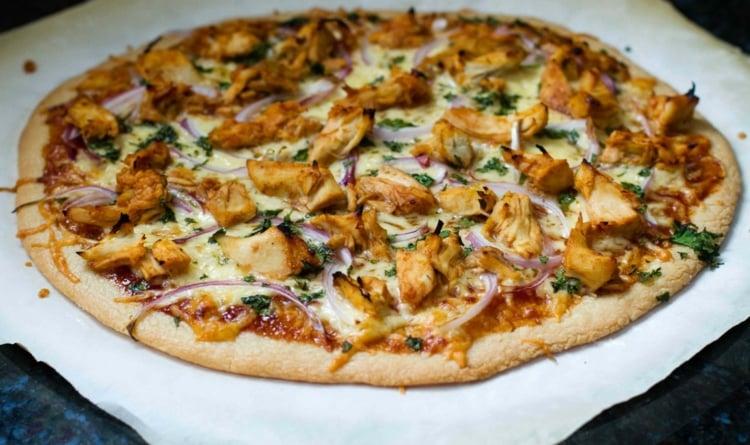 Pizza Rezept Paleo Diöt