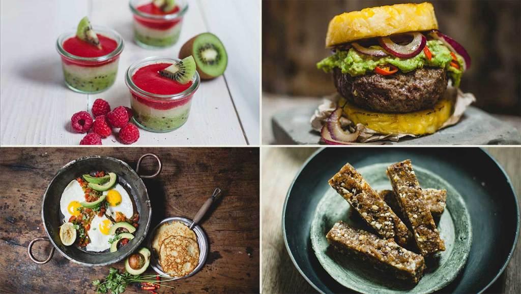 gesunde Ernährung Rezeptideen Paleo Diät