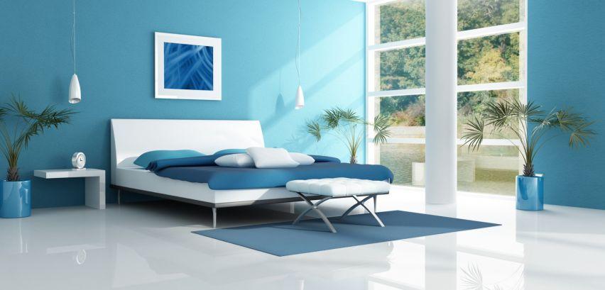 besser schlafen angenehme atmosphäre schlafzimmer