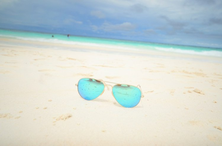 Sonnenbrillen hochqualitativ Strand