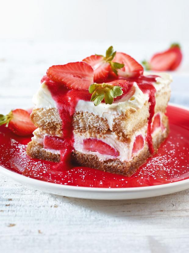 leckeres Erdbeer-Tiramisu 3 Rezepte
