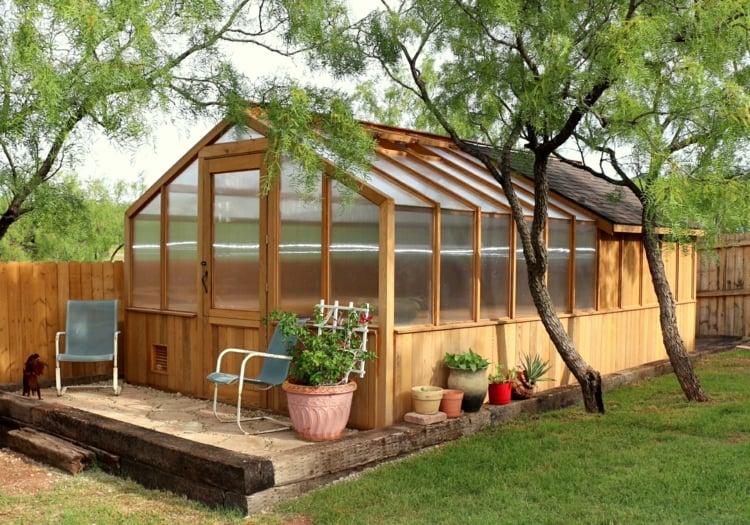 Gewächshaus selber bauen Notwendigkeit für jeden Gärtner