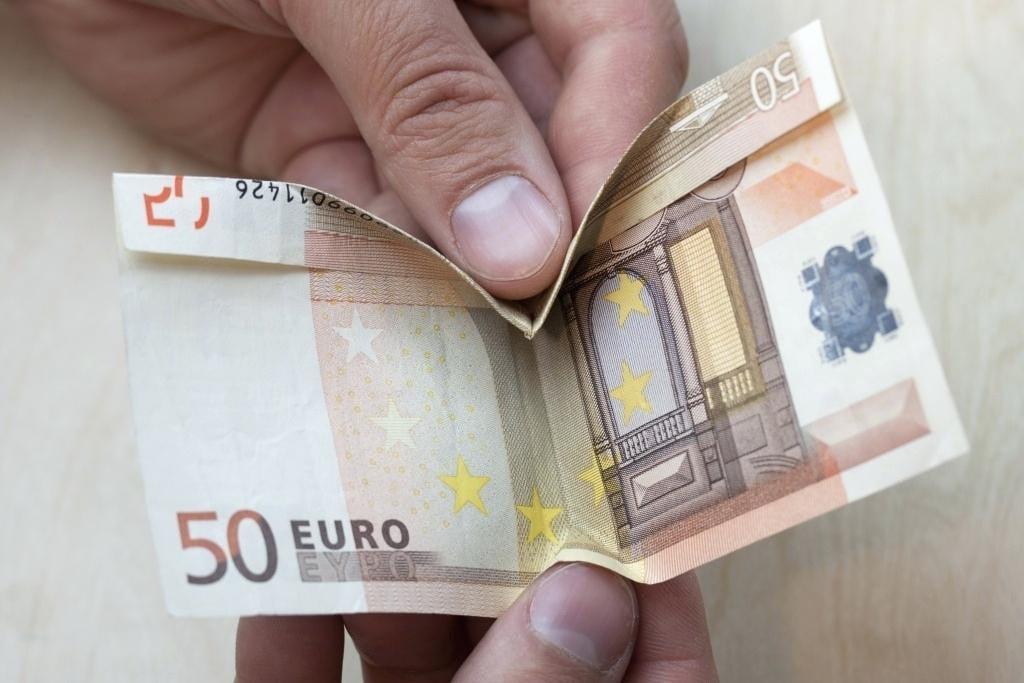 50 Euro falten interessante Ideen Geldgeschenk