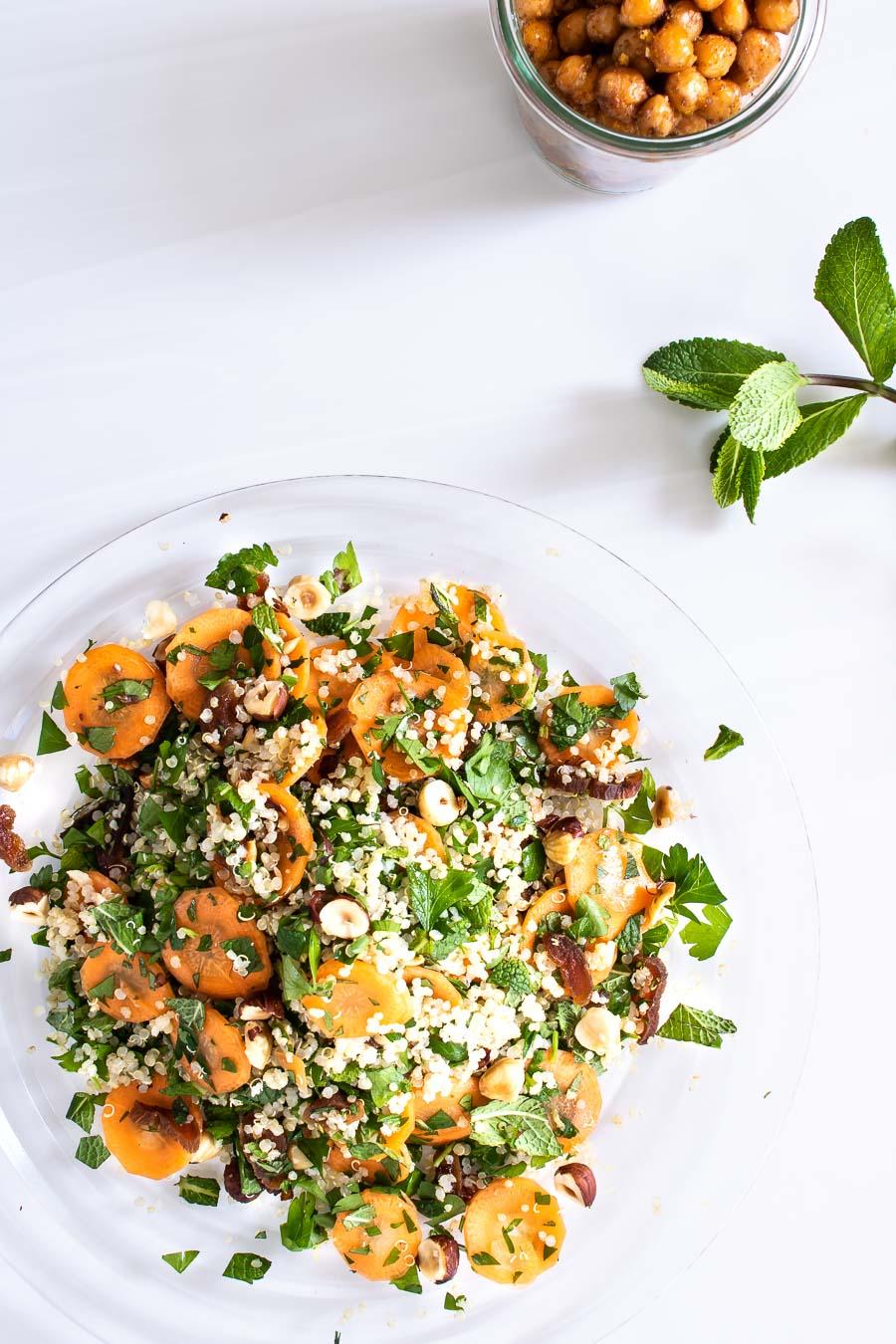 Abendessen Rezepte Quinoasalat