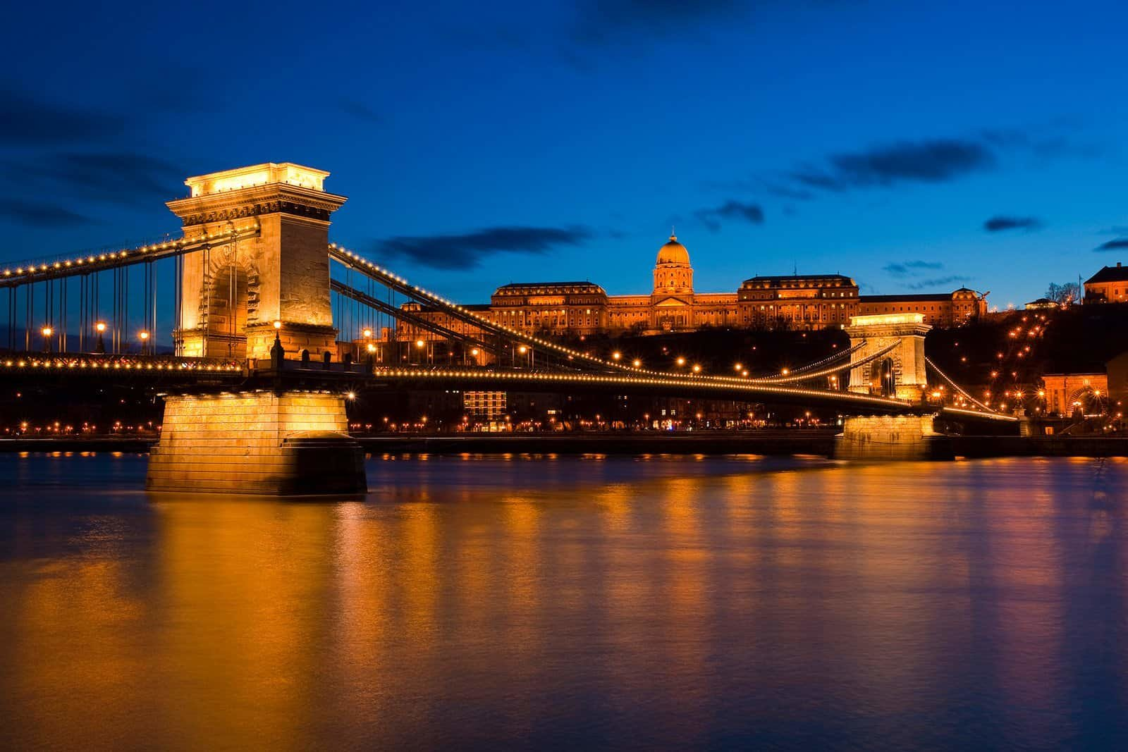 Europareise mit Freundinnen Budapest Ungarn