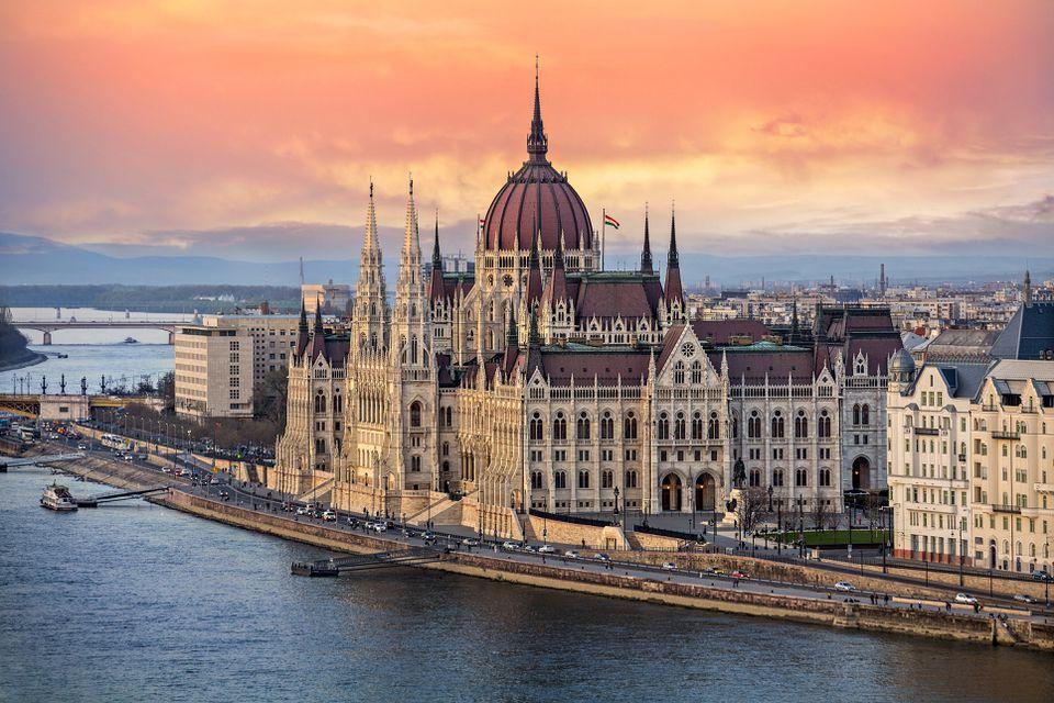 Europareise Budapest besuchen