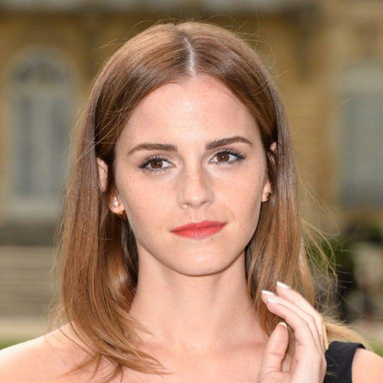 Clavi Cut Mittelscheitel Emma Watson