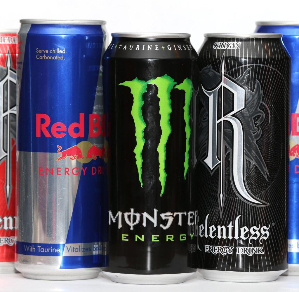Koffein Wirkung Energy Getränke