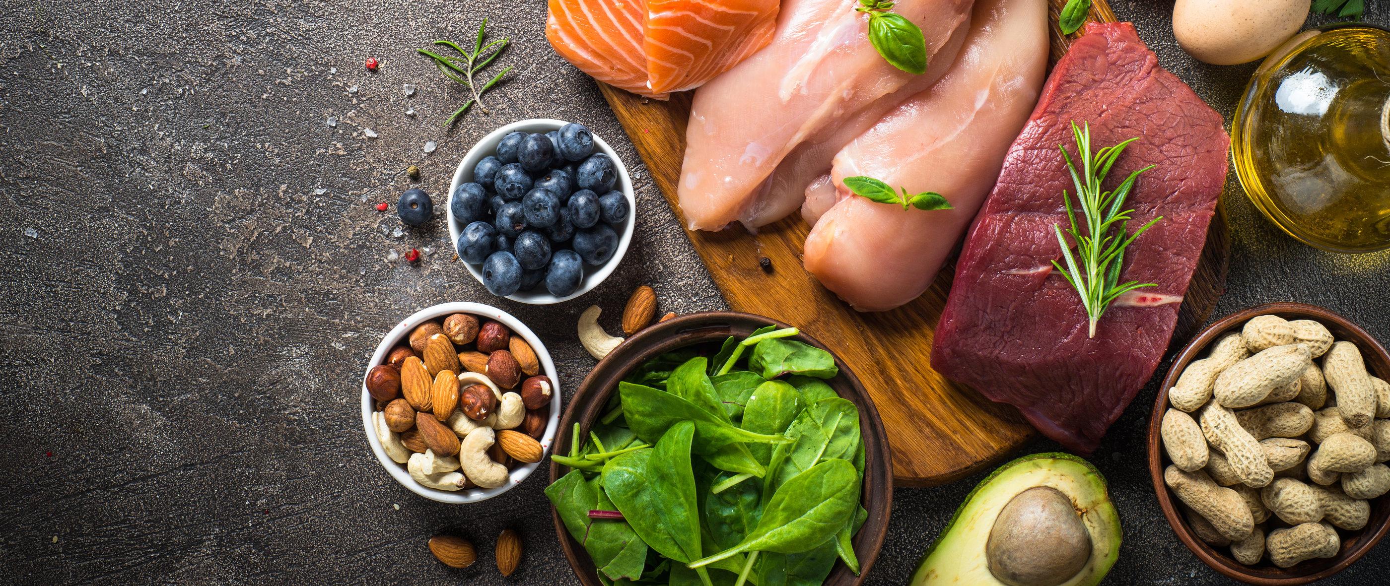 schnell abnehmen gesunde Ernährung