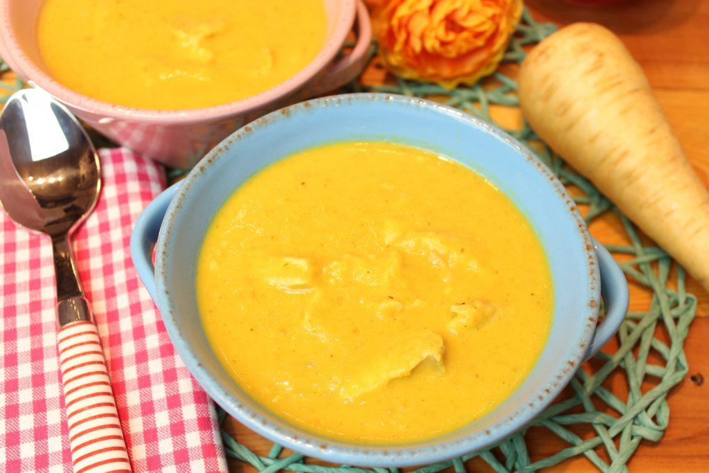 cremige Gemüsesuppe selber zubereiten