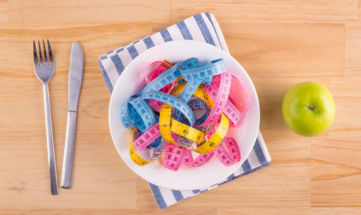 schnell an Gewicht verlieren effektvolle Diäten