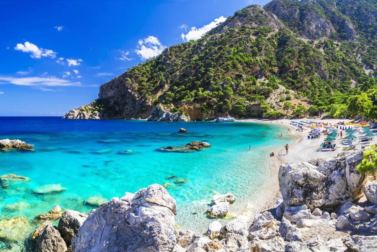 Meerurlaub Griechenland Frauen unterwegs
