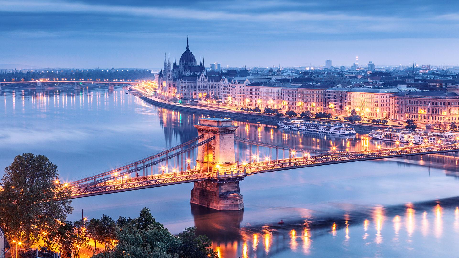 schäne Aussicht von Budapes Pauschalreise