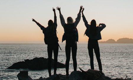 Frauen unterwegs die besten Reiseziele in Europa