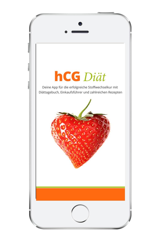 App HCG Diät tolle Idee