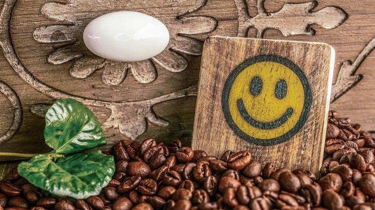Kaffeebohnen aromatisch
