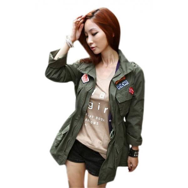 Militär Stil Hit Modetipps
