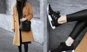 Adidas NMD Damen Winter Mantel