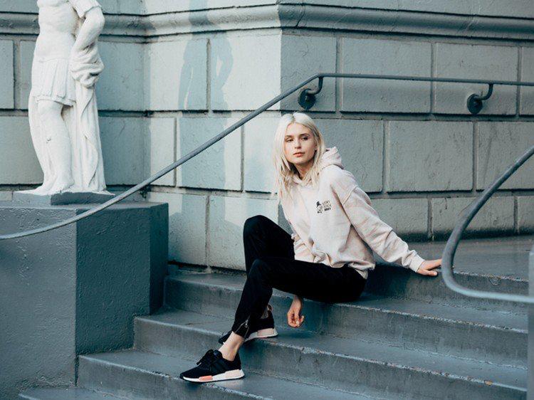 Adidas NMD Damen sportlicher Outfit Sweather
