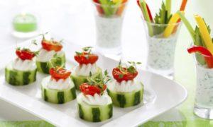 Fingerfood Rezepte vegan und vegetarisch