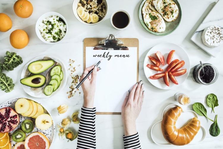 abnehmen Diätplan erstellen