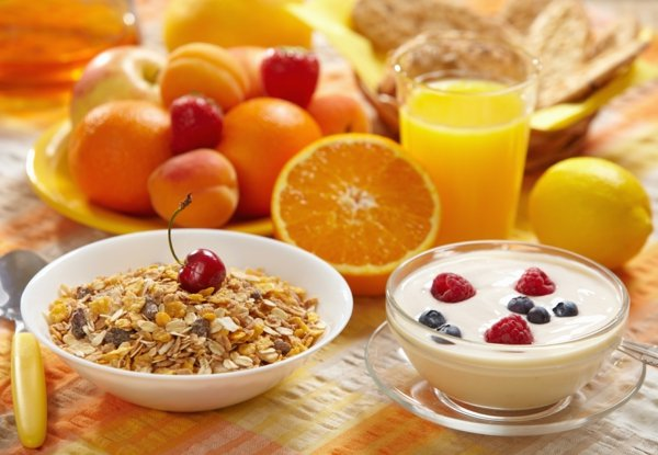 Punkte-Diät gesunder Frühstück