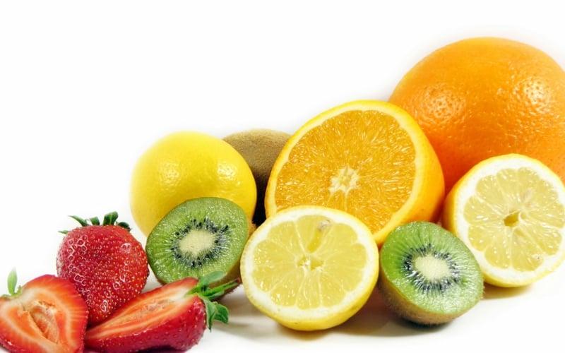 abnehmen gesunde Ernährung mehr Obst essen