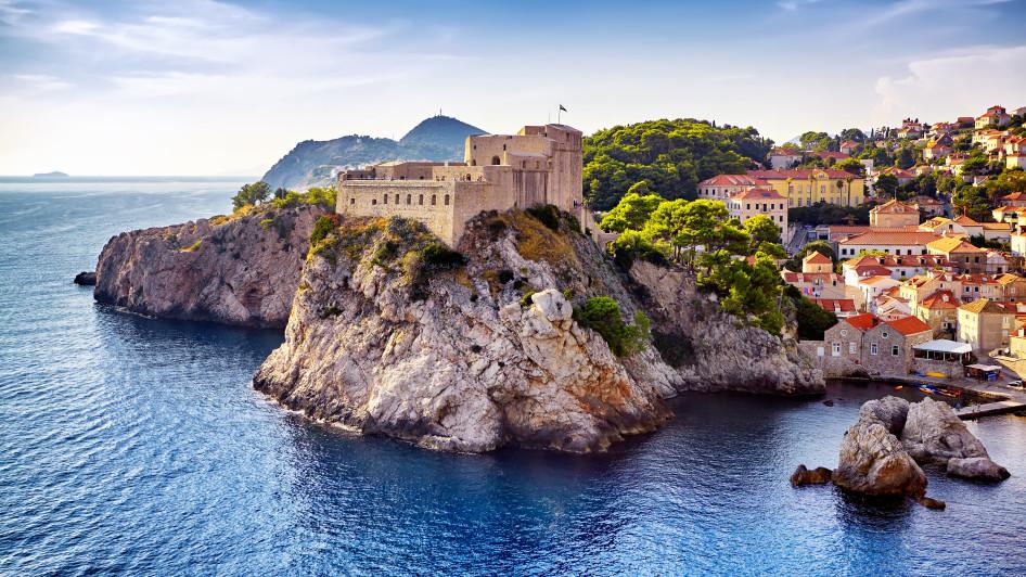 die atemberaubende Natur von Kroatien