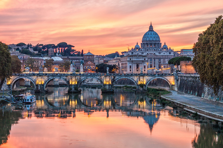 in Europa reisen Rom Italien