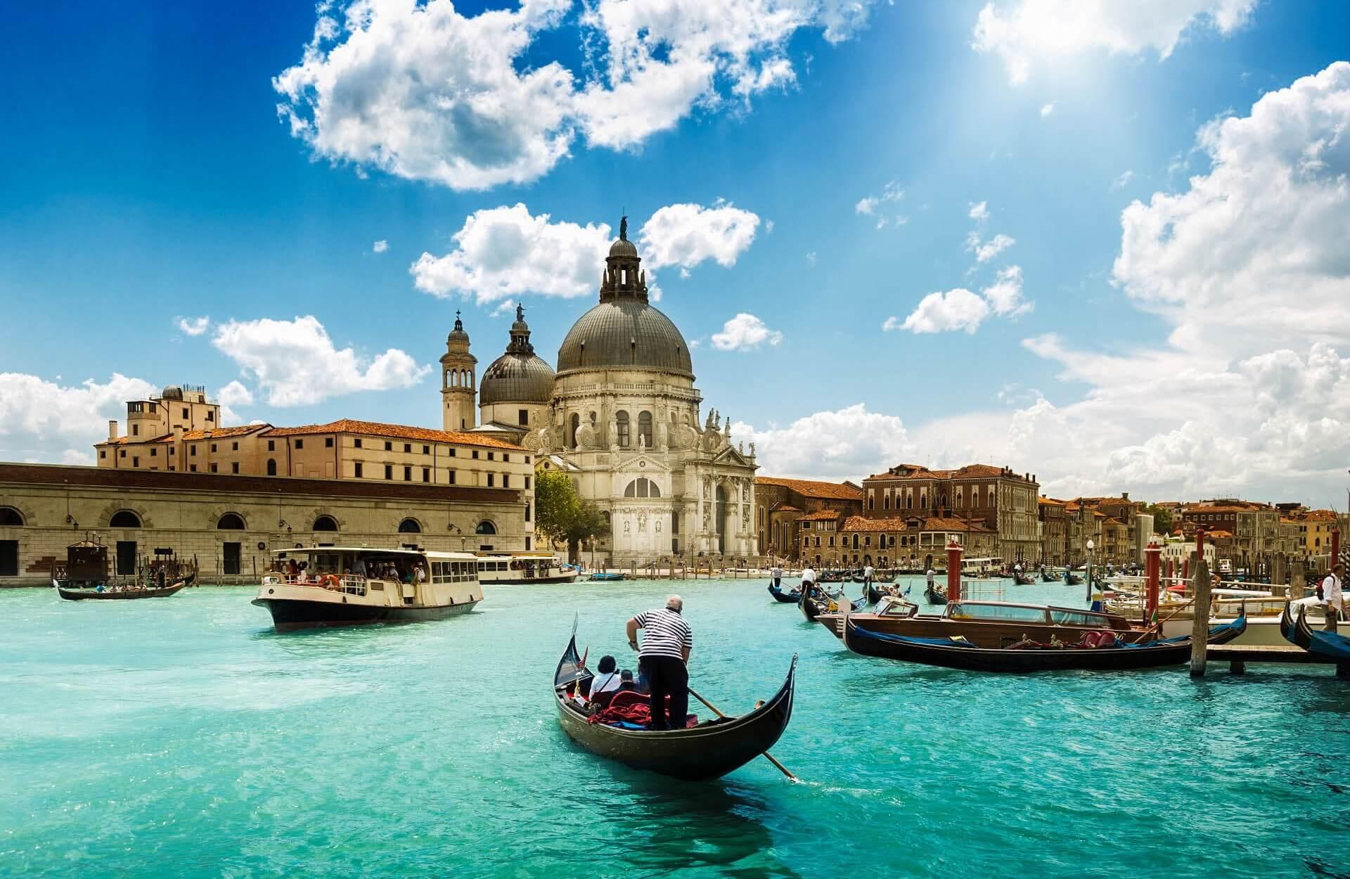 Frauen unterwegs die schönsten Reiseziele Venedig