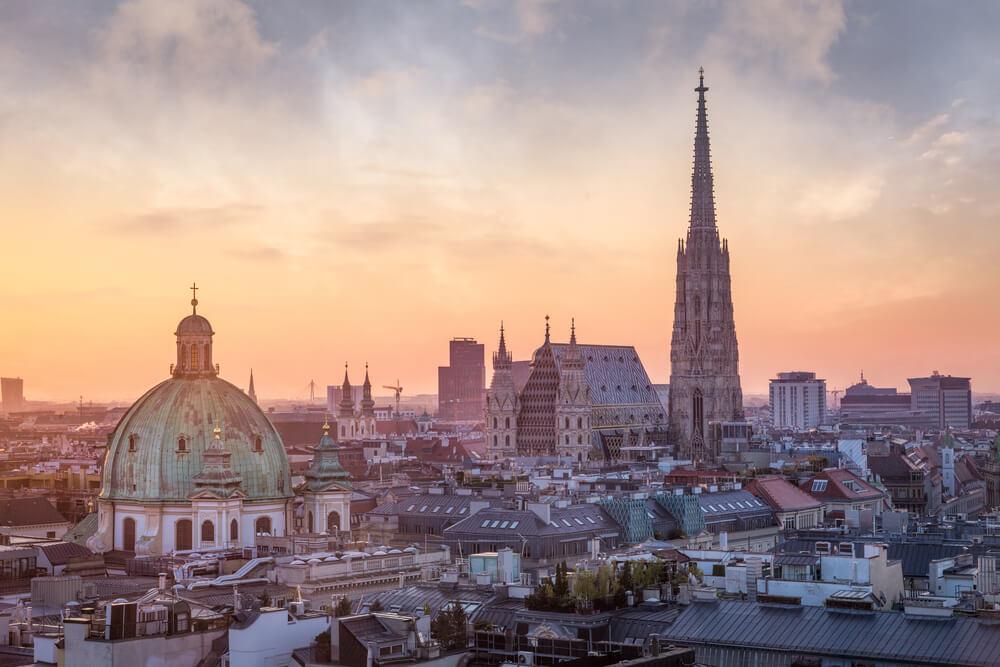 Wien besuchen Gruppenreise Damen
