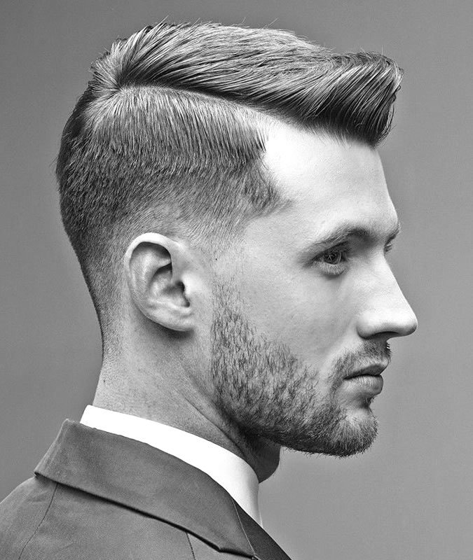 stilvolle und moderne Männerfrisuren 2019