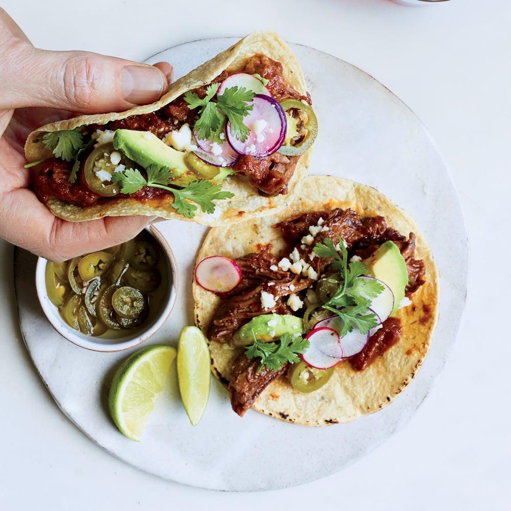 leichtes Abendessen Tacos schnelles Rezept
