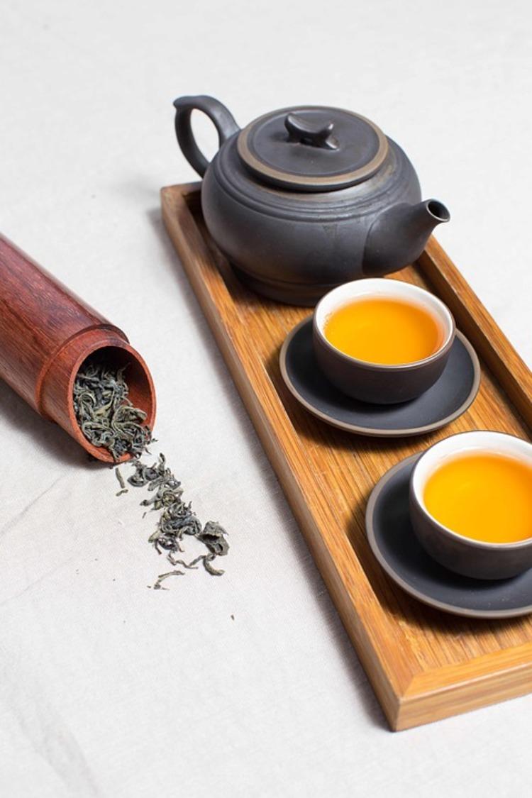 Koffein Wirkung schwarzer Tee