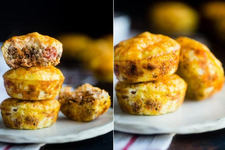 abnehmen Punkte-Diät kalorienarme Muffins
