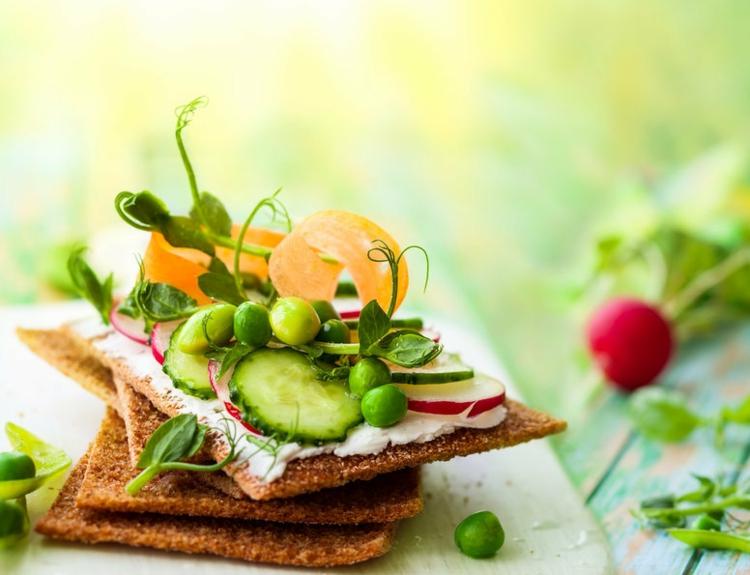 abnehmen Punkte-Diät Zwischenmahlzeiten