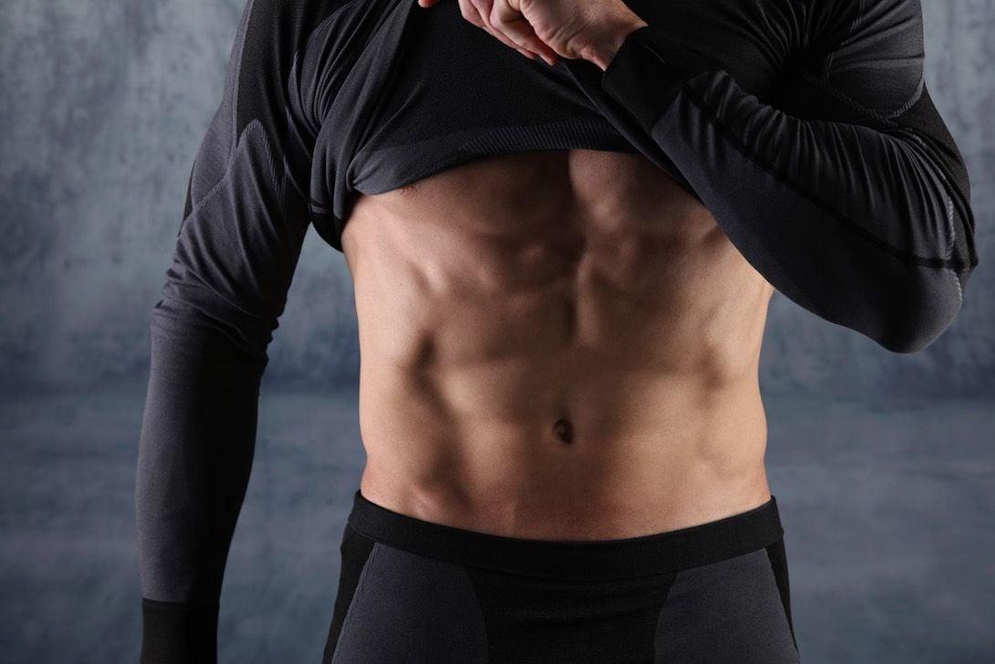 Abs Workout effektvoll Männer