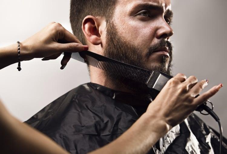 Bart formen und schneiden Ideen und Tipps