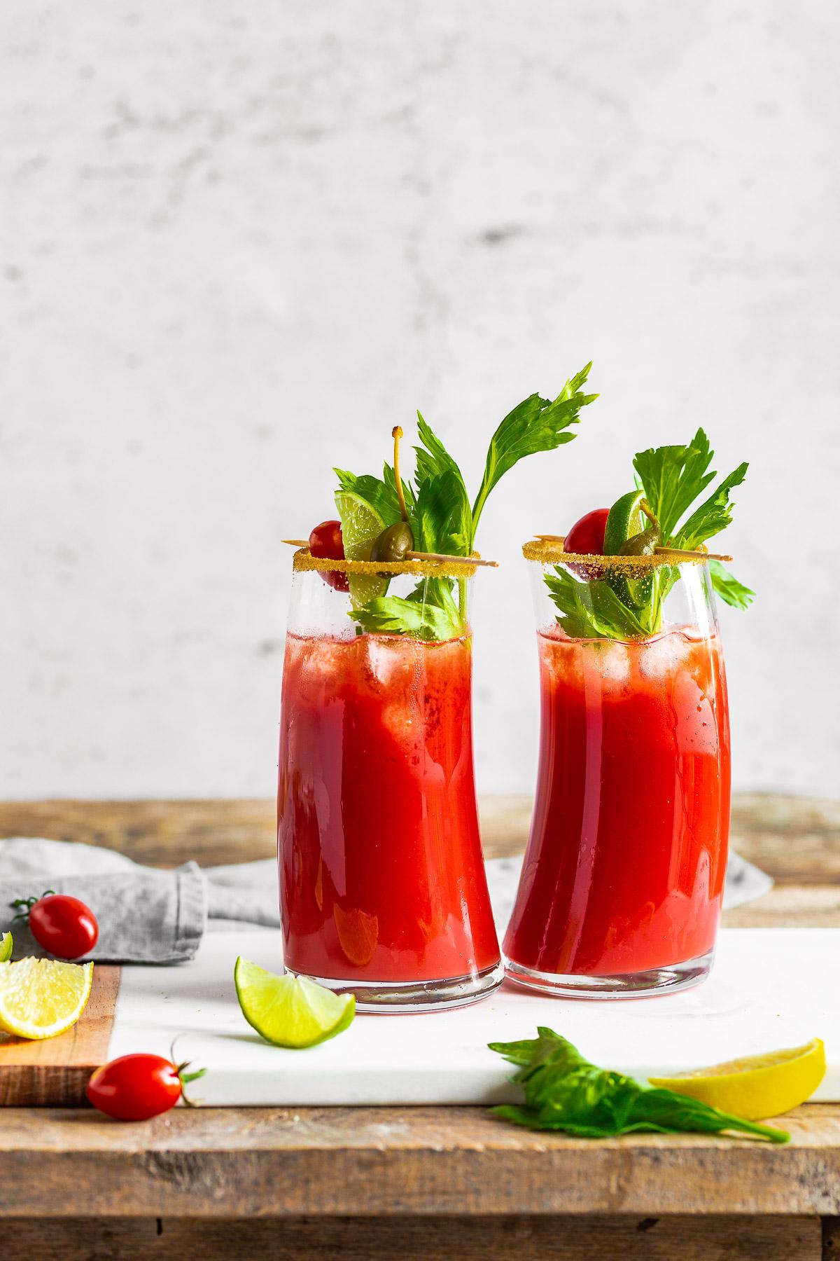 Bloody Mary zubereiten nach dem Originalrezept