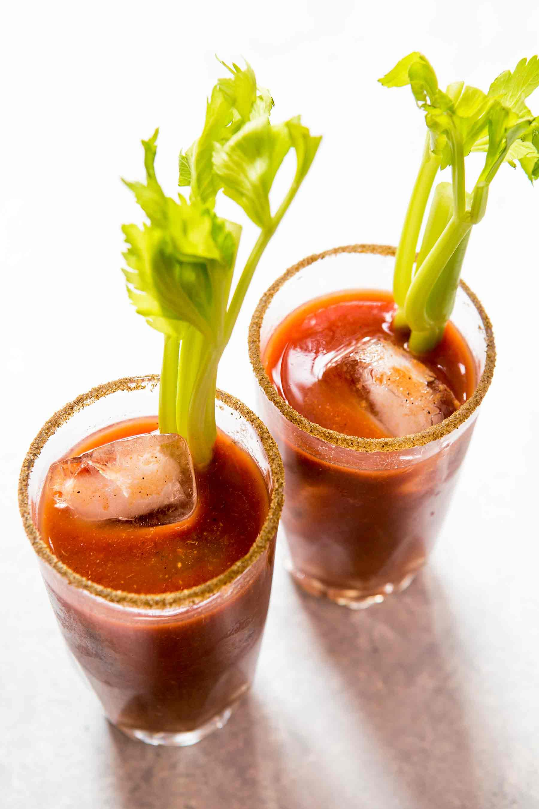 Bloody Mary das beste Rezept