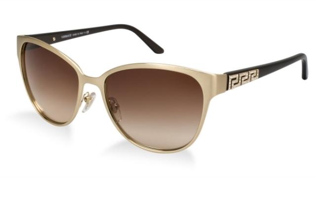 Sonnenbrille für Damen braun wirklich stilvoller Look