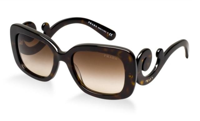 Sonnenbrille Damen Blickfang Gestell