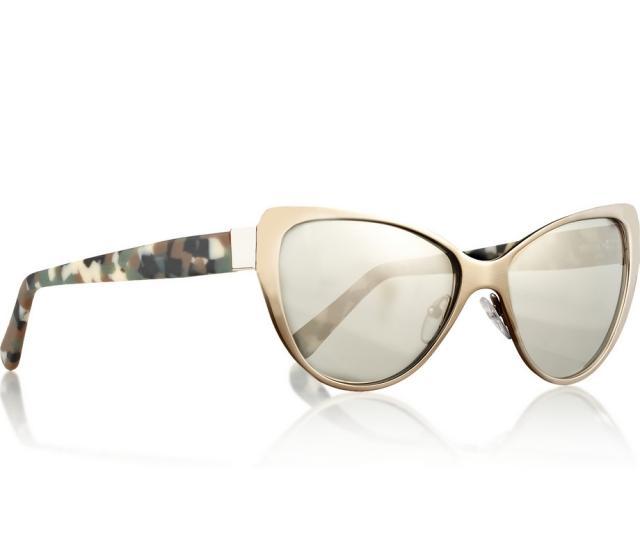 Damenbrillen Metallgestell origineller Look