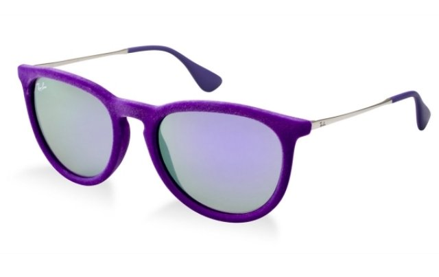 Damenbrillen Gestell Violett modisch