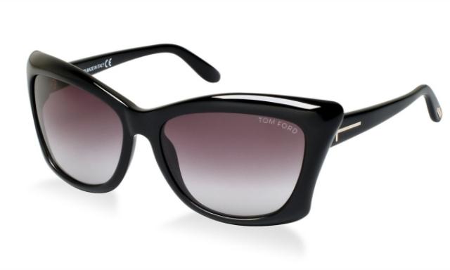 Retro Brillen Gestell schwarz leicht rechteckig massiv