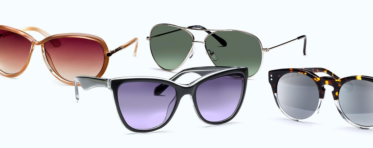 Sonnenbrille Tendenzen in der Brillenmode 2019