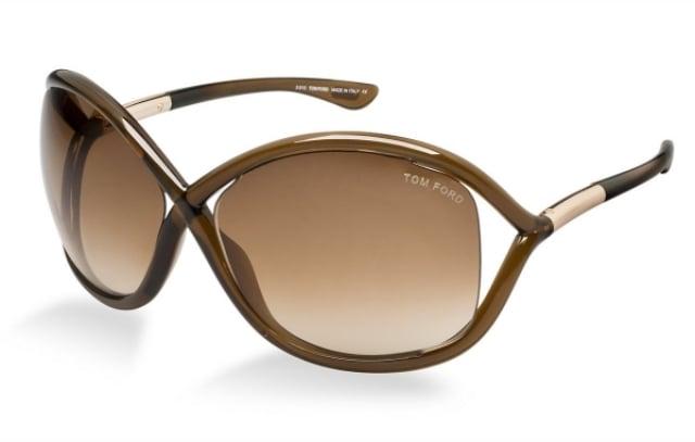 Sonnenbrille Damen Gestell originelle Form