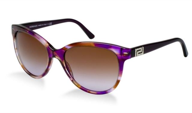 Sonnenbrillen für Damen buntes Gestell herrlicher Look