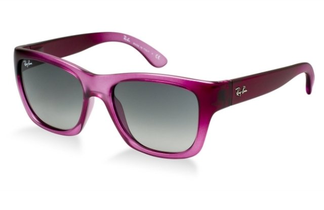 Damenbrillen rosa Gestell modern