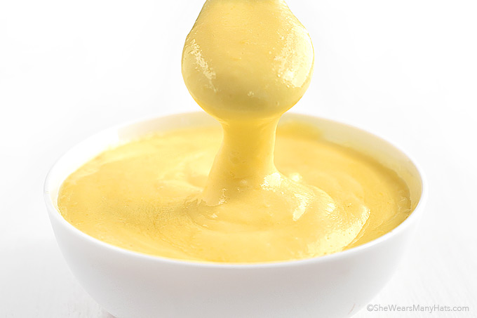 Sauce Hollandaise wunderbar cremig lecker